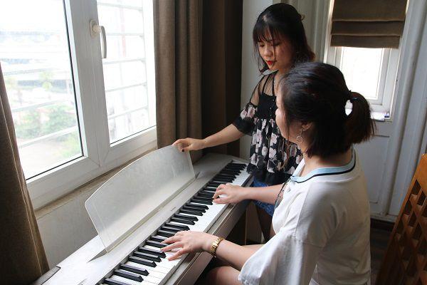 Học Piano đệm hát tốt nhất Hà Nội
